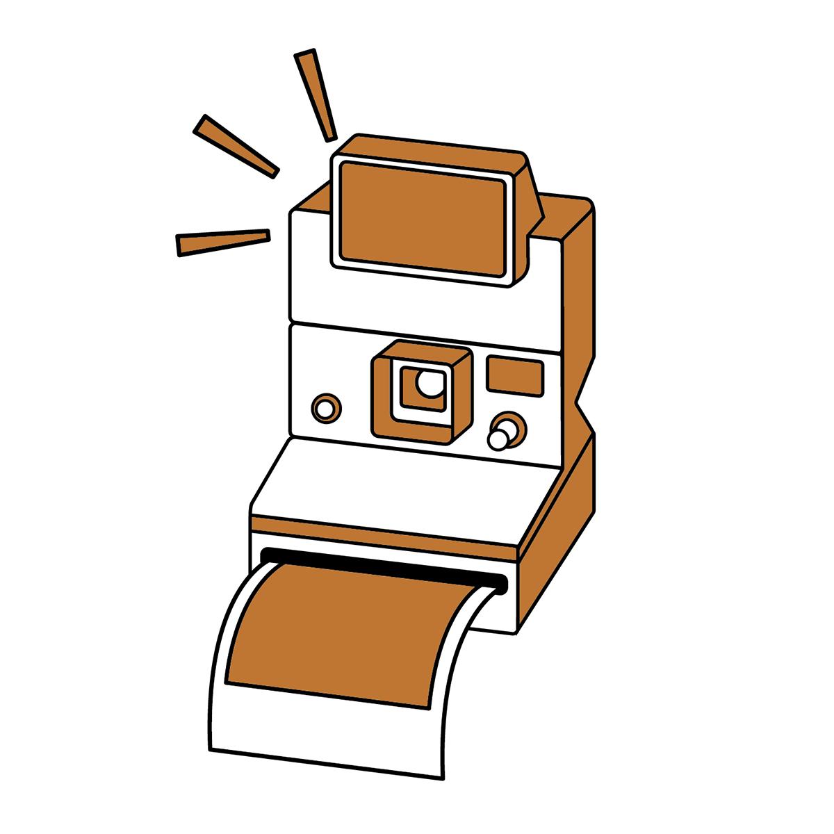 TAM87030 - Maskeringsteip med dispenser, 6 mm