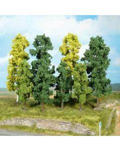 Løvtrær, 38 assorted trees, 10-18 cm, HEK1364
