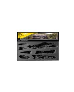 Fjell og landskapsformasjoner, woodland-scenics-c1247, WODC1247