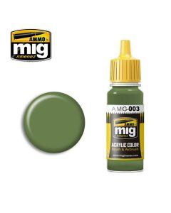Mig Akrylmaling, , MIG0003