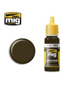 Mig Akrylmaling, , MIG0022