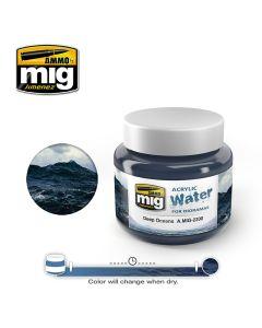 Mig, ammo-by-mig-jimenez-mig2200-deep-oceans-acrylic-water, MIG2200