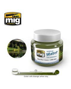 Mig, ammo-by-mig-jimenez-mig2204-slow-river-water-acrylic-water, MIG2204