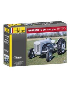 Plastbyggesett, heller-81401-te-20-little-grey-fergie-scale-1-24, HLR81401