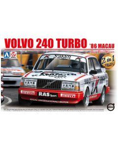 Plastbyggesett, beemax-24012-volvo-240-turbo-1986-macau-guia-race-winner, BEE24012