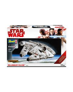 Plastbyggesett, revell-06880-star-wars-millenium-falcon-limited-edition-1-144, REV06880