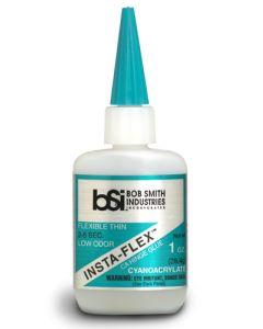 Lim og smøremidler, bsi-119-insta-flex-flexible-thin-cyanakrylate-1-oz, BSI119