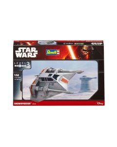 Plastbyggesett, revell-03604-snow-speeder-star-wars-scale-1-52, REV03604
