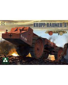 Plastbyggesett, Krupp Raumer S Mine Clearing Vehicle 1/35, TAK2053