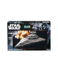 Plastbyggesett, revell-03609-imperial-star-destroyer-star-wars-scale-1-12300, REV03609