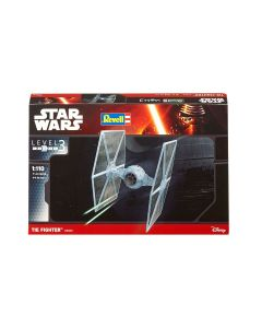 Plastbyggesett, revell-03605-tie-fighter-star-wars-scale-1-110, REV03605