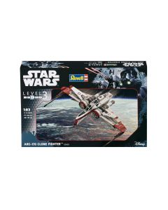 Plastbyggesett, revell-03608-arc-170-clone-fighter-star-wars-scale-1-83, REV03608