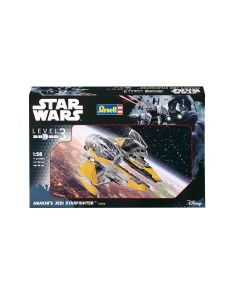Plastbyggesett, revell-03606-anakins-jedi-starfighter-star-wars-scale-1-58, REV03606