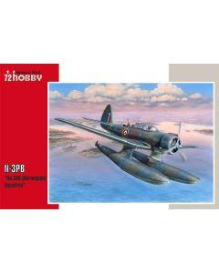 Plastbyggesett, special-hobby-72250-n3pb-no-300-norwegian-squadron-scale-1-72, SPHSH72250