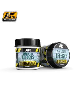 AK Interaktive, ak-interactive-8007-water-gel-effects-diorama-series-100-ml, AKI8007