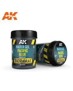 AK Interaktive, ak-interactive-8004-diorama-series-water-gel-acrylic-250-ml, AKI8004