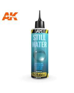 AK Interaktive, ak-interactive-8008-diorama-series-still-water-acrylic-250-ml, AKI8008