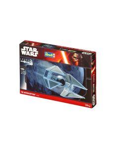 Plastbyggesett, revell-03603-star-wars-tie-interceptor-scale-1-90, REV03603