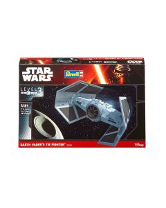 Plastbyggesett, revell-03602-star-wars-darth-vaders-tie-fighter-scale-1-121, REV03602