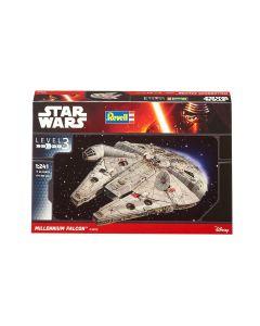 Plastbyggesett, revell-03600-star-wars-millenium-falcon-scale-1-241, REV03600