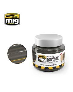 Mig, ammo-by-mig-jimenez-mig2107-asphalt-acrylic-250-ml-jars, MIG2107