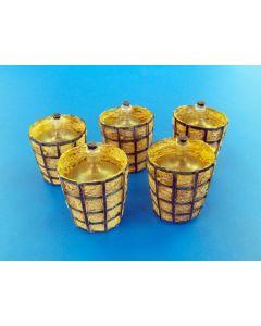 Plastbyggesett, Acid Containers 1/35, PLM430