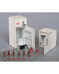 Plastbyggesett, Fridges 1/35, PLM222