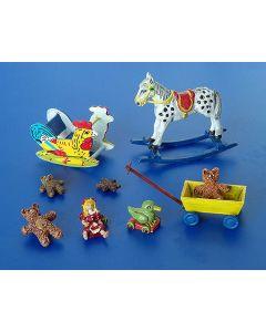 Plastbyggesett, Toys II 1/35, PLM219