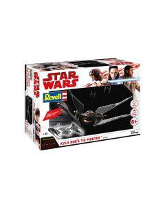 Plastbyggesett, revell-06760-kylo-rens-tie-fighter-star-wars-scale-1-70, REV06760