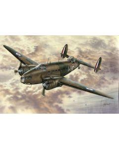 """Plastbyggesett, Hudson Mk.I/II """"Patrol bomber"""" 1/72, SPH72518"""
