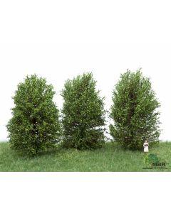 Busker, MBR-Model-50-4002-high-bushes-light-green-3-pcs, MBR50-4002