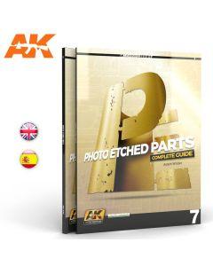 Bøker, ak-interaktive-ak244-photo-etched-pars-complete-guide-learning-series-vol-7, AKI244