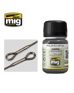 Mig, ammo-by-mig-jimenez-mig3021-polished-metal-pigments-35-ml, MIG3021