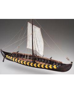 Skutemodeller, dusek-d006-gokstadskipet-norsk-vikingskip-byggesett-skala-1-35, DUSD006