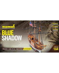 Skutemodeller, mamoli-dusek-mv22-blue-shadow-trebyggesett-skala-1-64, DUSMV22