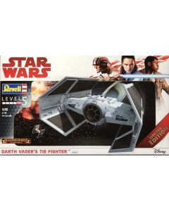 Plastbyggesett, revell-06881-star-wars-darth-vaders-tie-fighter-scale-1-72, REV06881