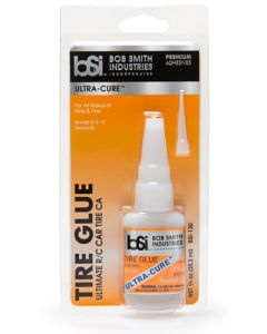 Lim og smøremidler, bob-smith-industries-bsi-130-ultra-cure-tire-glue, BSI130