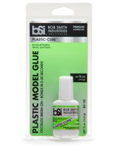 Lim og smøremidler, bob-smith-industries-bsi-105-plastic-cure-model-glue, BSI105