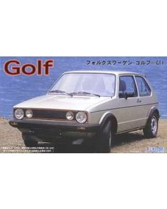 Plastbyggesett, fujimi-126098-golf-mk-1-gti-scale-1-24, FUJ126098