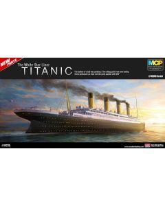 Plastbyggesett, academy-14215-the-white-star-liner-titanic-scale-1-400, ACM14215