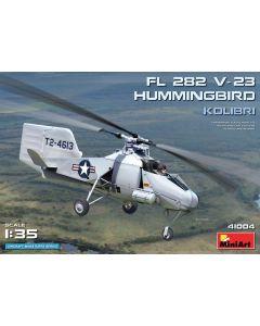 Plastbyggesett, miniart-41004-fl-282-v-23-hummingbird-kolibri-scale-1-35, MIA41004