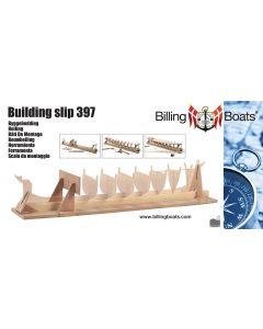Skutemodeller, billing-boats-397-building-slip-bedding, BLB397