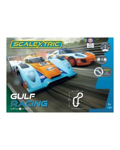 Bilbane, scalextric-c1384-gulf-racing, SXTC1384