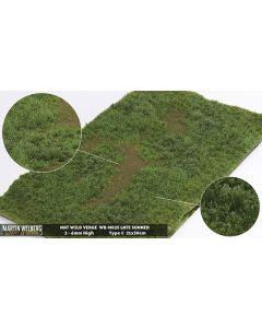 Gressmatter, Gressmatte, Wild Verge, Sen Sommer, 30 x 21 Cm, MWB-M025