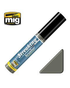Mig, ammo-by-mig-jimenez-1251-streakingbrusher-cold-dirty-gray, MIG1251