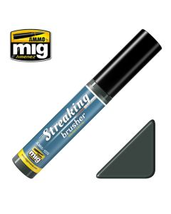 Mig, ammo-by-mig-jimenez-1255-streakingbrusher-winter-grime, MIG1255