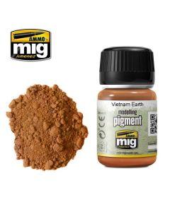 Mig, ammo-by-mig-jimenez-3022-vietnam-earth-pigments-35-ml, MIG3022