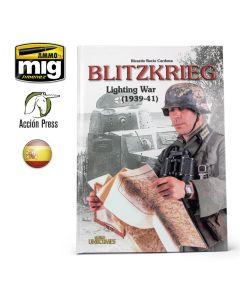 Bøker, ammo-by-mig-jimenez-euro-0024-blitzkrieg-lighting-war-1939-1941, EURO0024