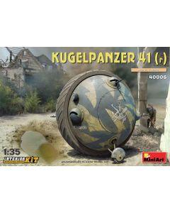 Plastbyggesett, miniart-40006-kugelpanzer-41-scale-1-35, MIA40006