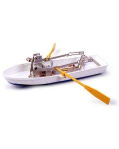 Plastbyggesett, tamiya-70114-rowboat-kit, TAM70114